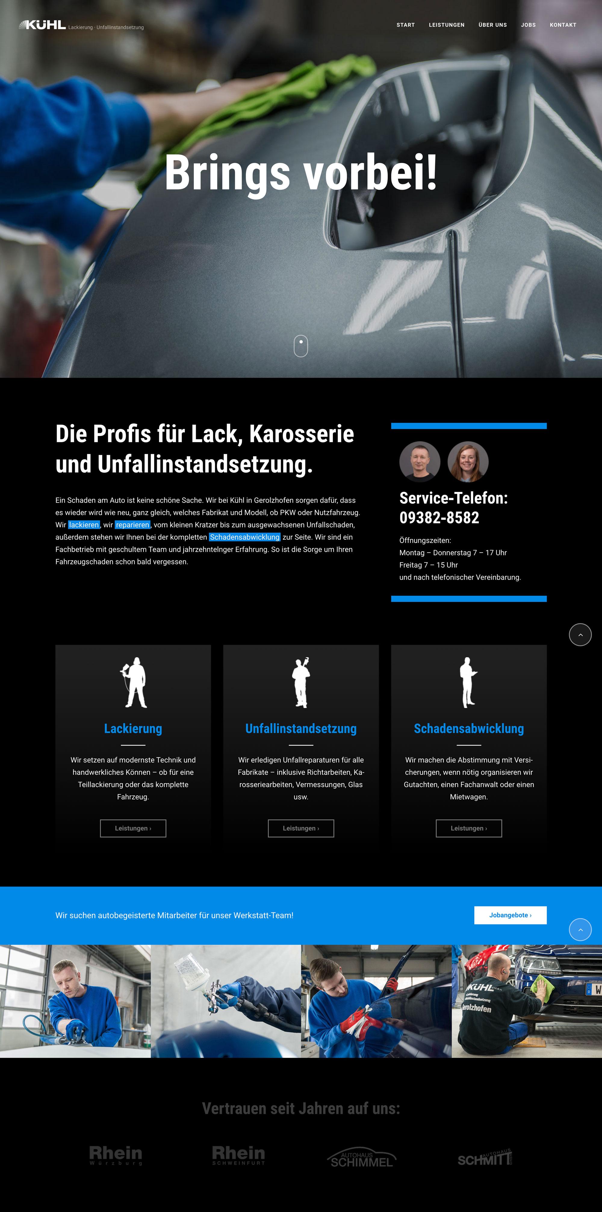 kühl-website-desktop