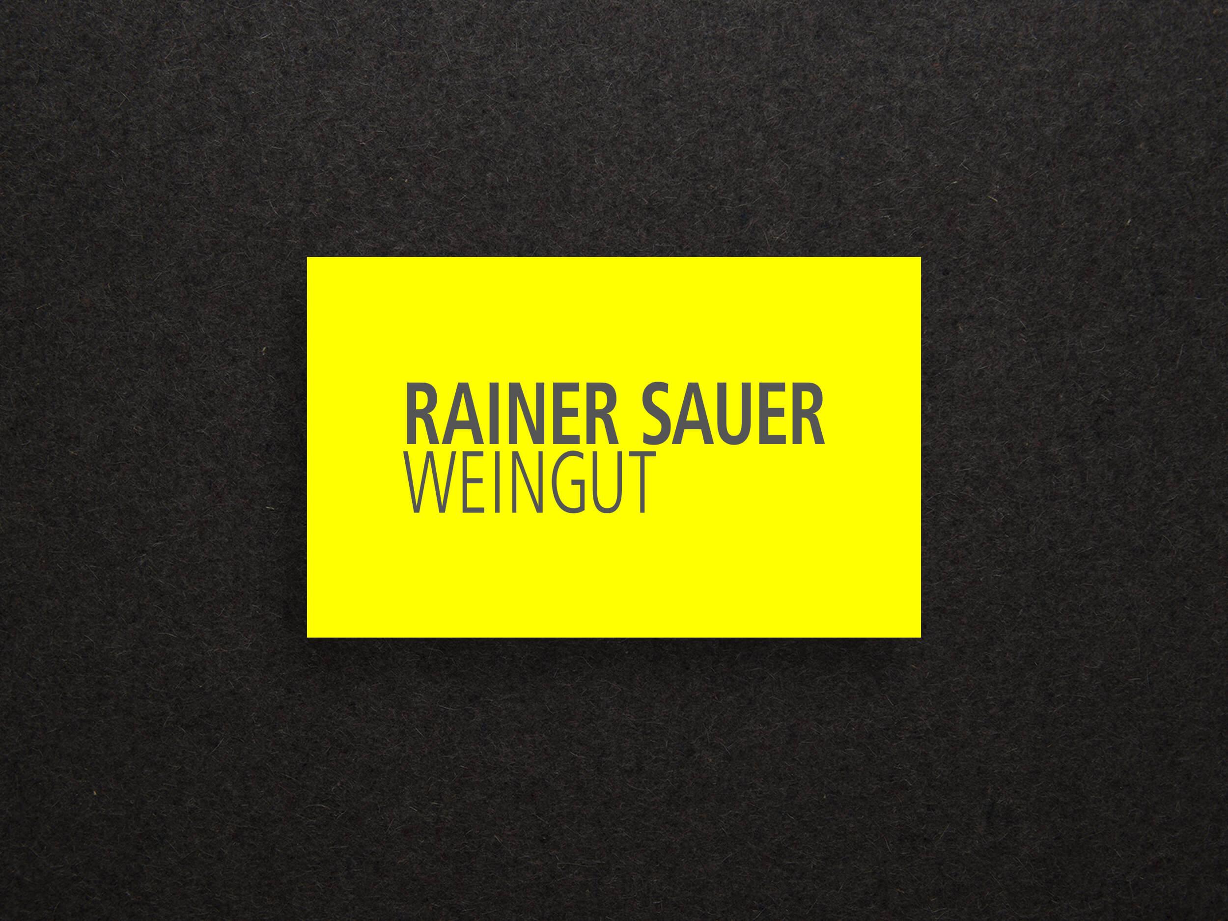 Rainer Sauer