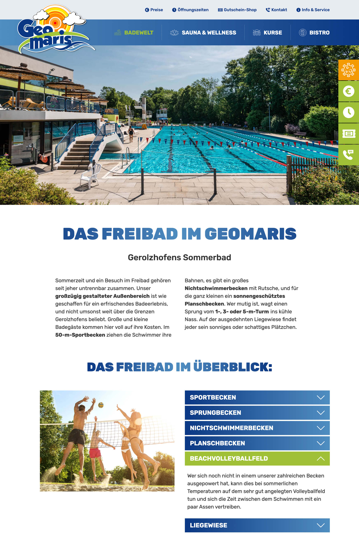 geomaris_freibad_website